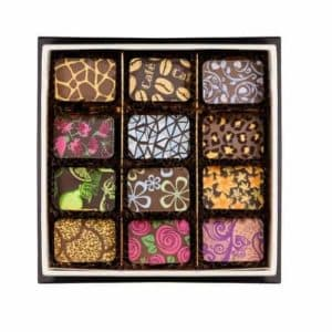Chocolate Box of 12