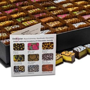 Chocolate Box of 70 Side