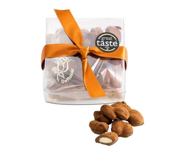 Gianduja coated Almonds