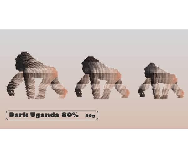 Uganda 80%
