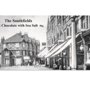 Chocolate Bar Wrappers Southfields white