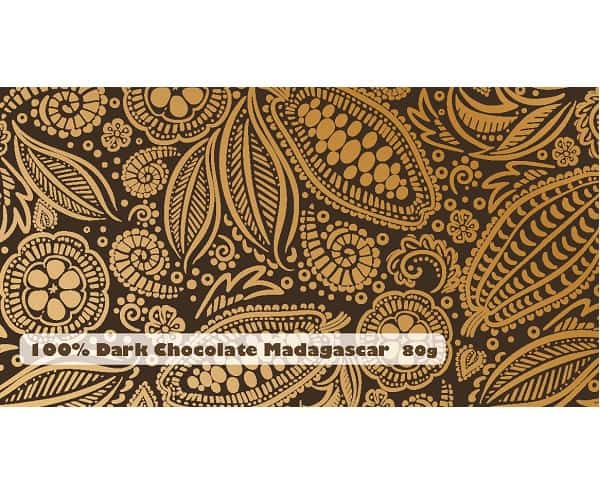 Chocolate Bar Dark Madagascar