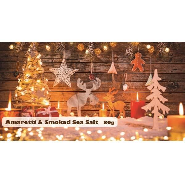 Amaretti & Smoked Sea Salt