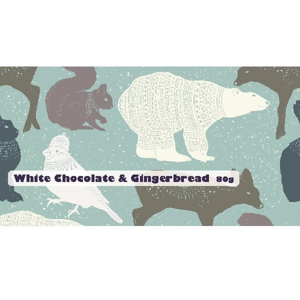 White Chocolate & Gingerbread