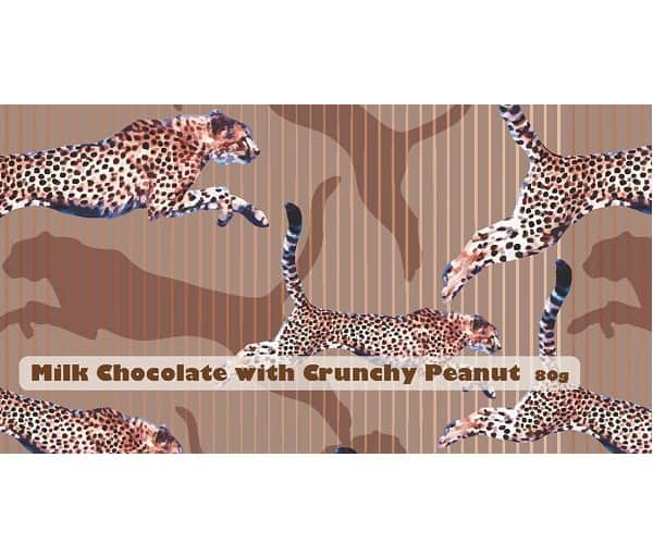 Milk Chocolate with Crunchy Peanut