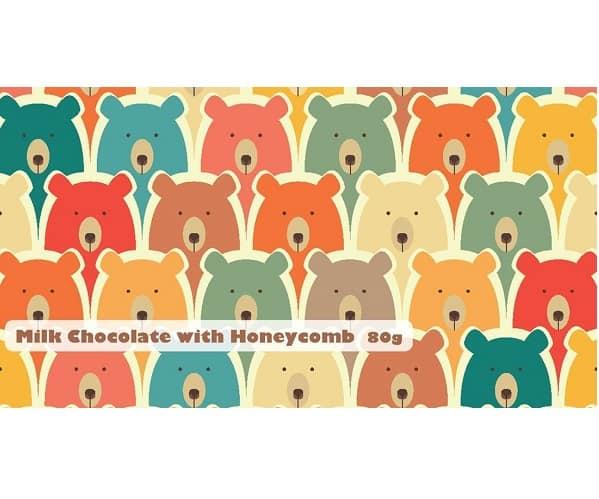 Milk Chocolate with Honeycomb