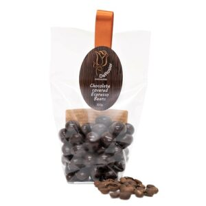 Espresso beans chocolates