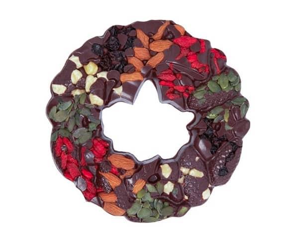Large Festive Wreath