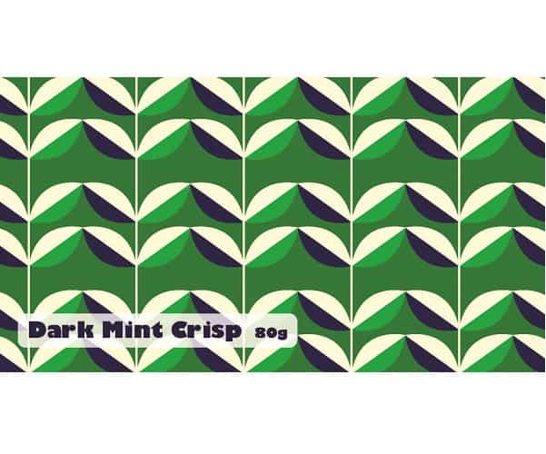Dark Peru Mint Crisp