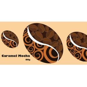 Caramel Mocha chocolate bar